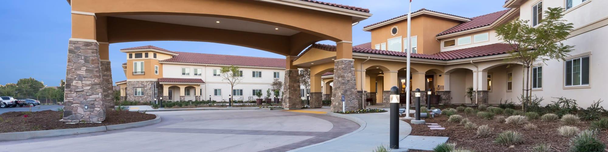 Directions to Estancia Del Sol in Corona, California