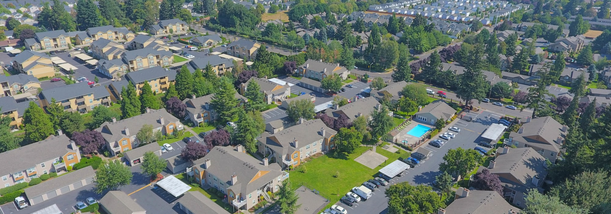 Map and directions to Carriage Park Apartments in Vancouver, Washington