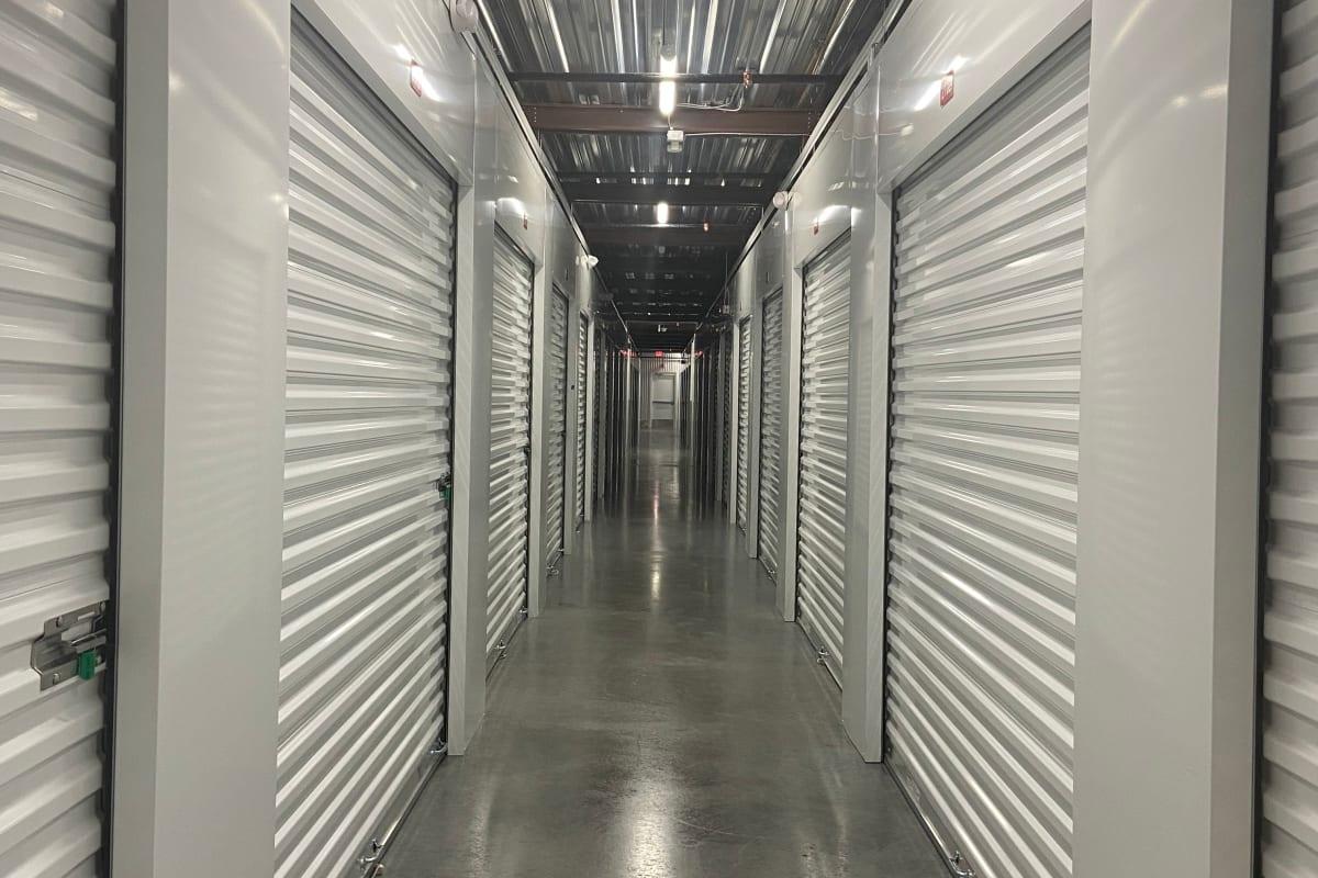 Temperature-controlled storage units at Storage Units in Saint Cloud, Florida