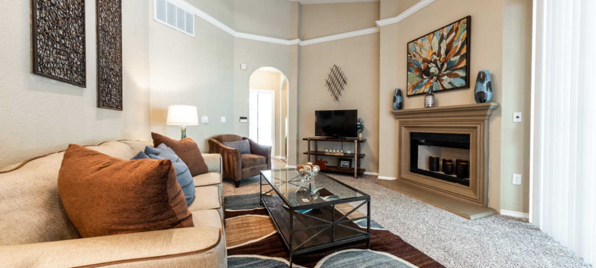Floor plans at Marquis at Waterview in Richardson, Texas