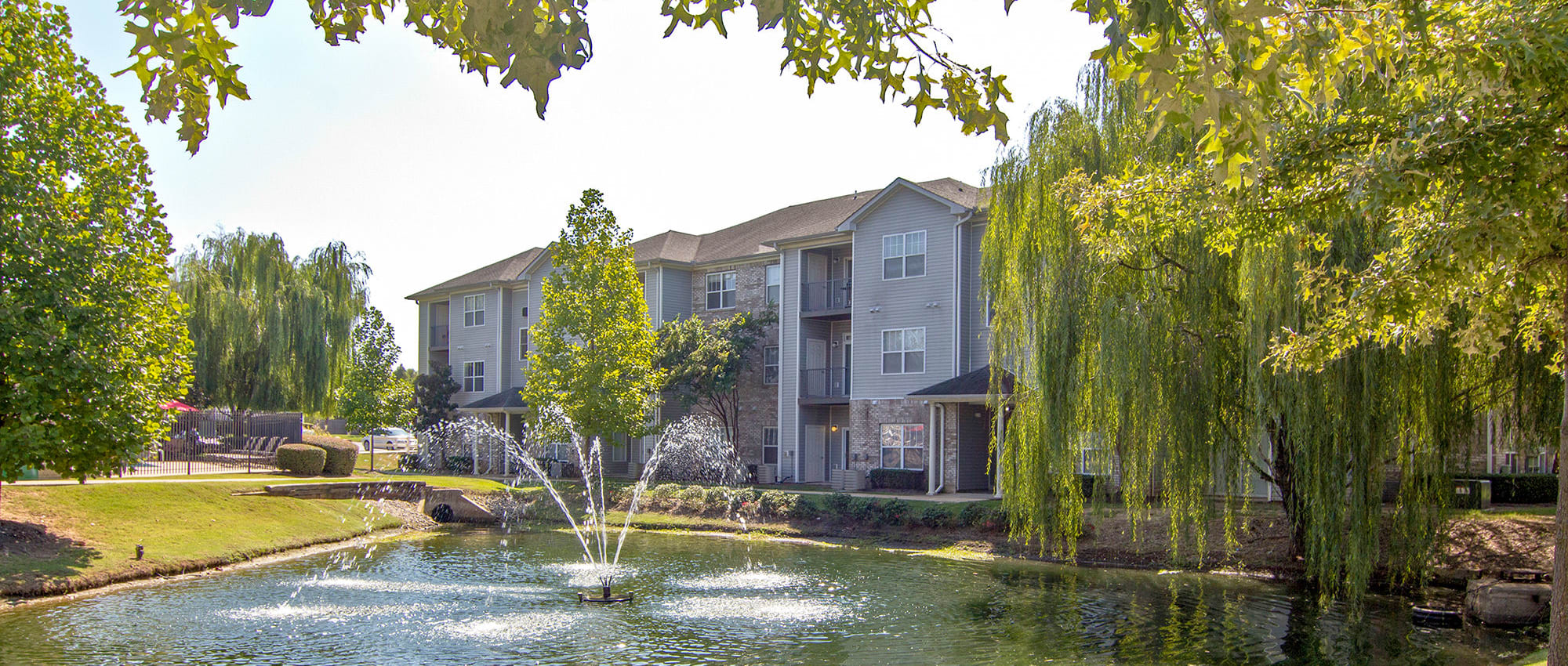 Apartments at Crescent at Wolfchase in Memphis, Tennessee