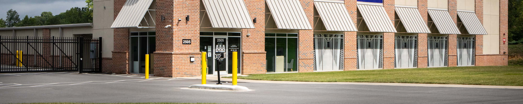 Read or write reviews about AAA Self Storage at Eastchester Dr in High Point, NC
