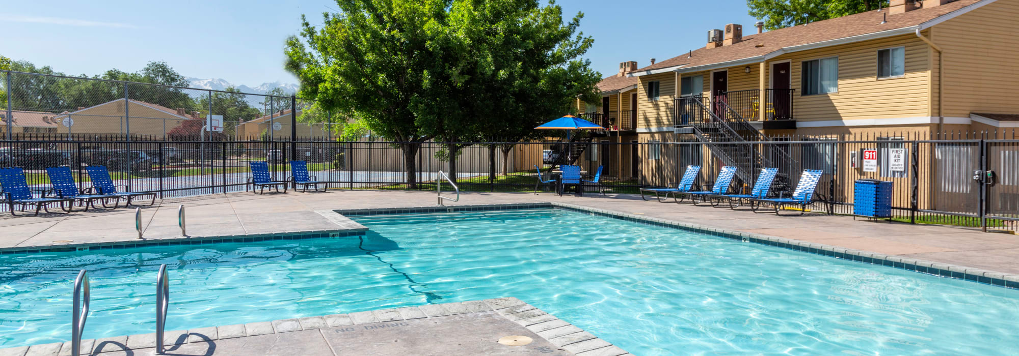Photos of Callaway Apartments in Taylorsville, Utah