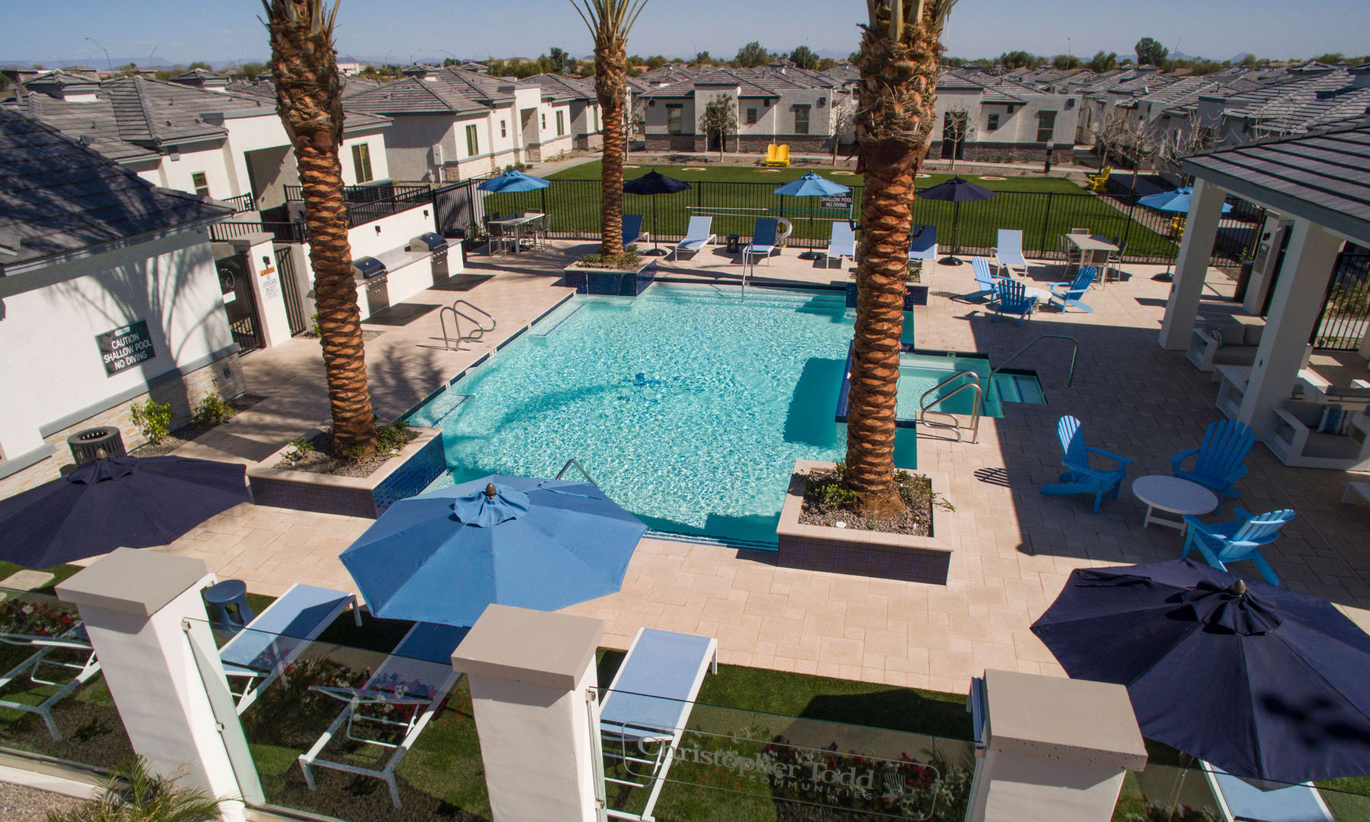 Apartments at Christopher Todd Communities At Stadium in Phoenix Arizona