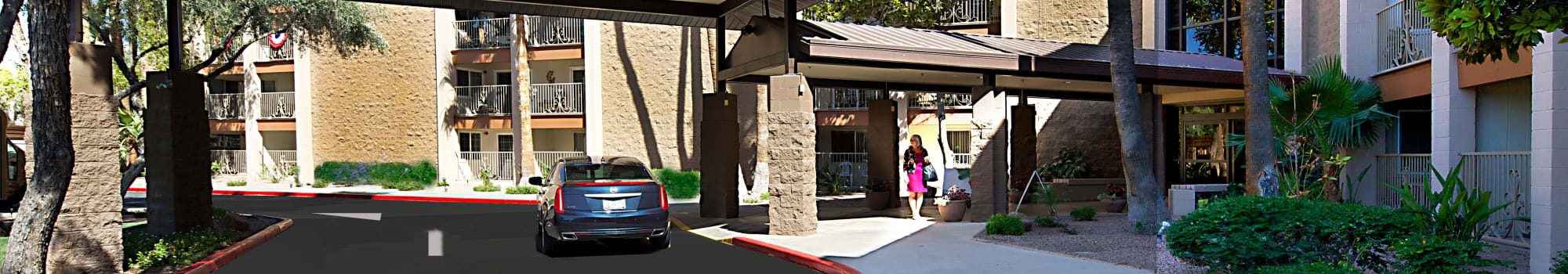 Floor Plans at Bella Vista Senior Living in Mesa, Arizona