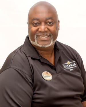Rudy Williamson, Environmental Service Manager Waltonwood Cotswold