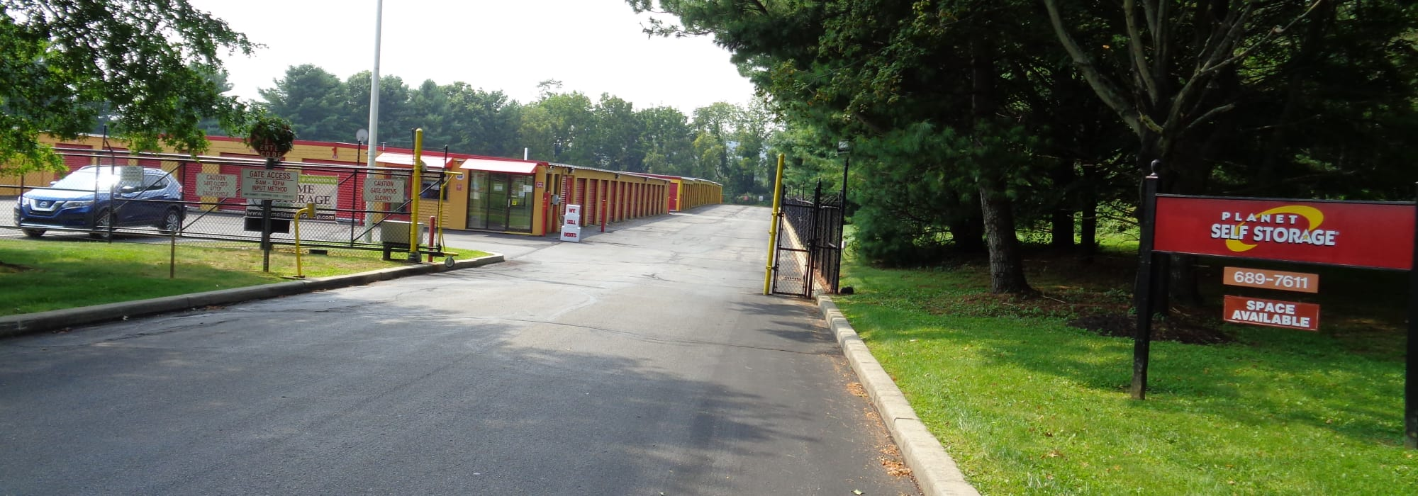 Prime Storage in Washington, NJ