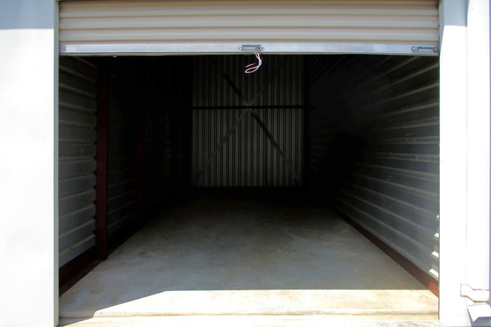 Storage unit with roll up door at Prime Storage in Montpelier, VA