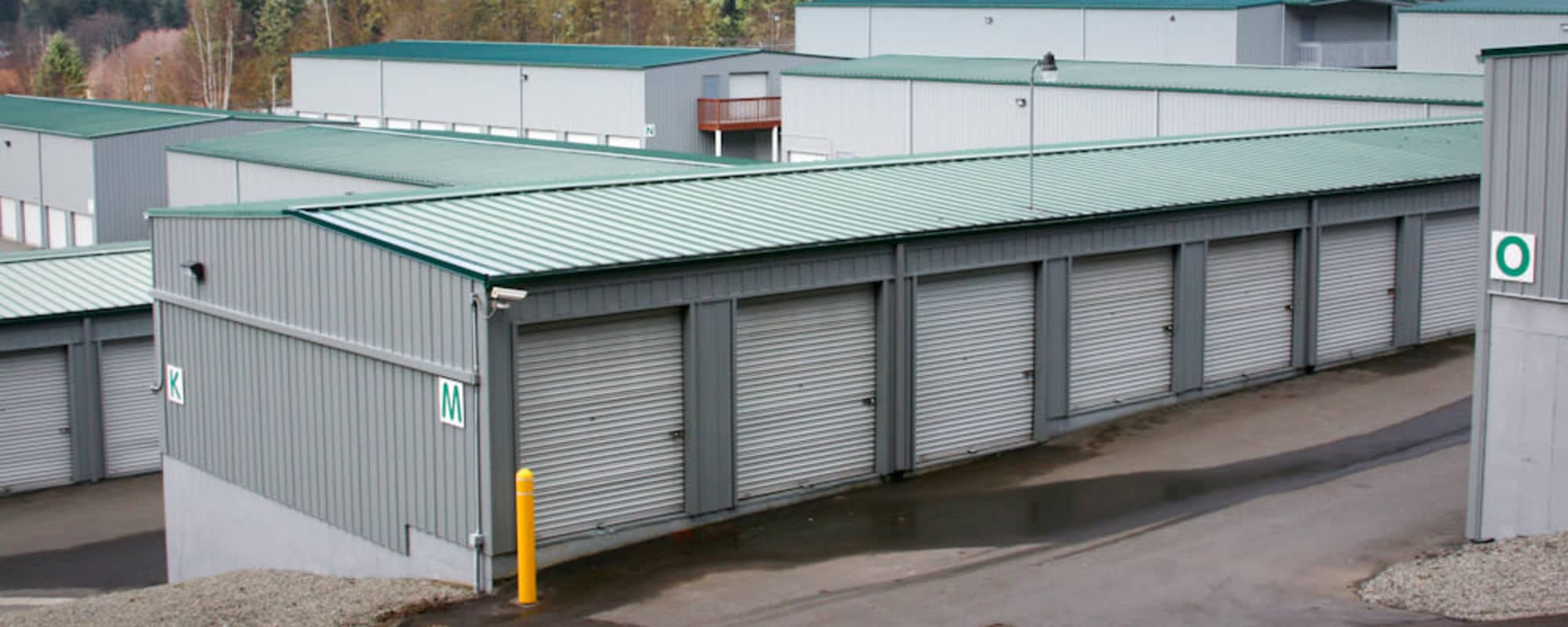 Self storage in Poulsbo WA