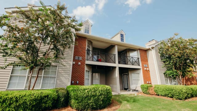 Exterior of our Apartments in Montgomery, AL