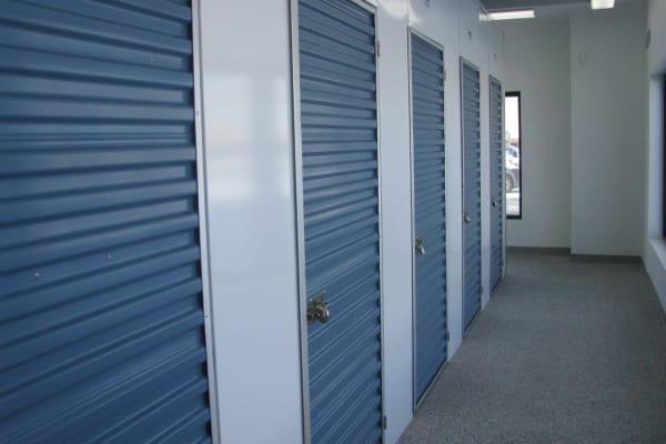 Self storage units for rent at A Better Self Storage West in Colorado Springs, CO