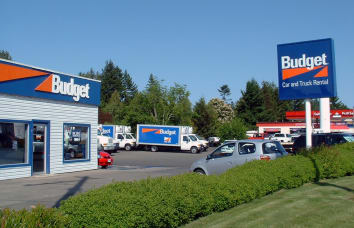 Budget Self Storage in Parksville