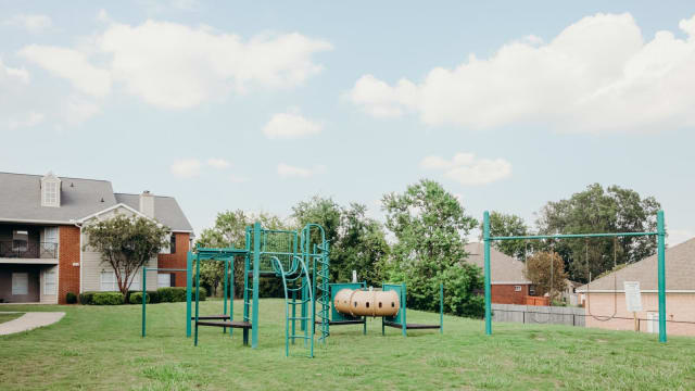 Enjoy Apartments with a Playground at Peppertree