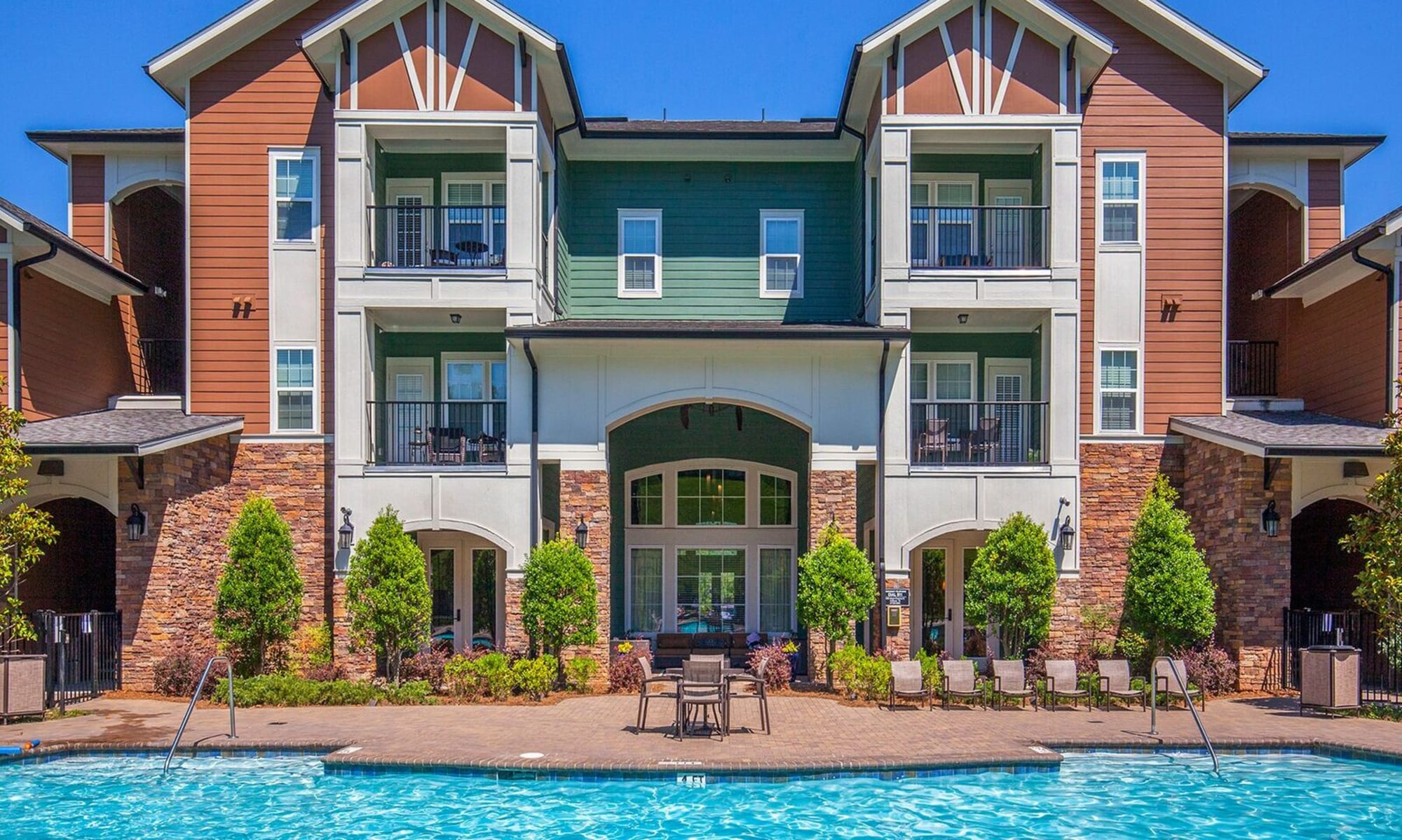 Apartments at Integra Hills Preserve Apartments in Ooltewah, Tennessee