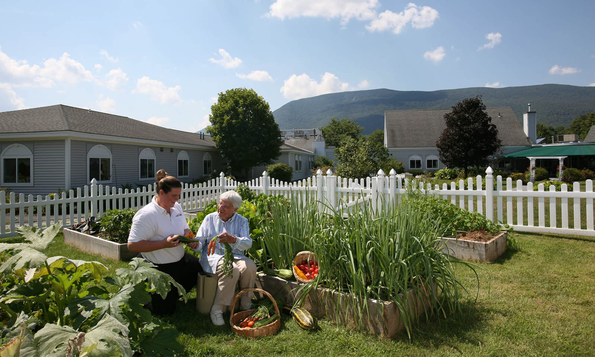 Senior living at Equinox Terrace in Manchester Center, Vermont