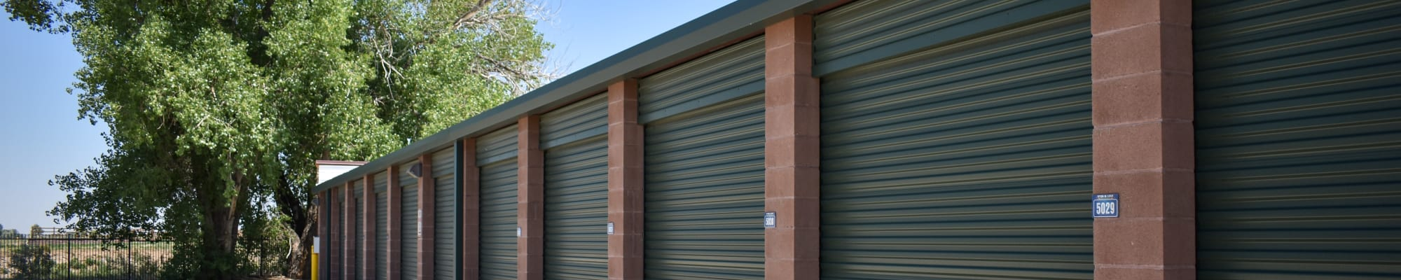 Features at STOR-N-LOCK Self Storage in Henderson, Colorado