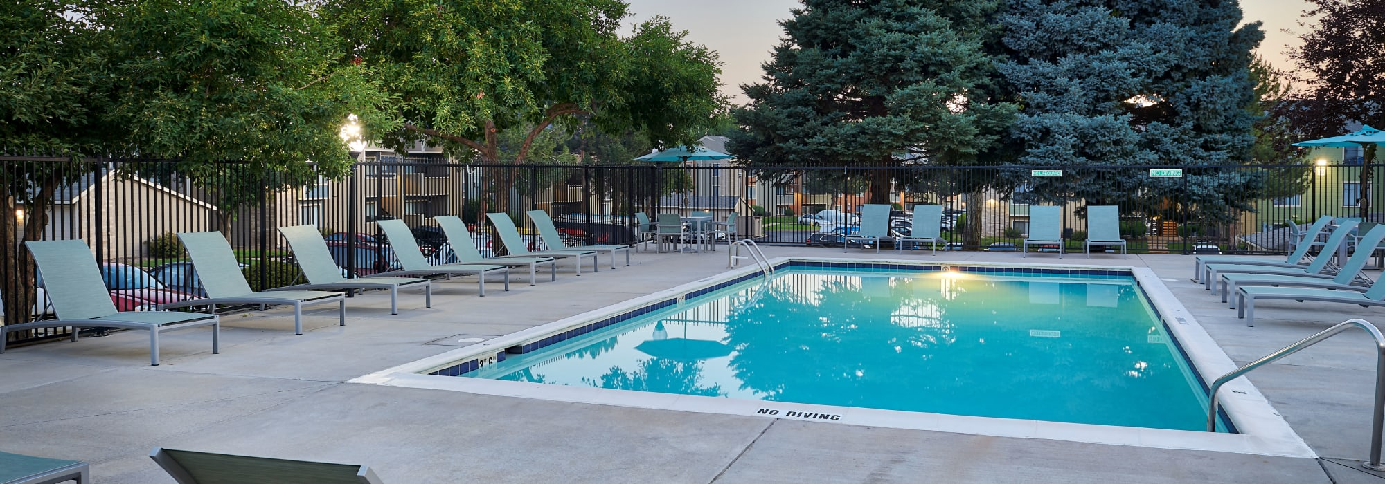 Amenities at Alton Green Apartments in Denver, Colorado