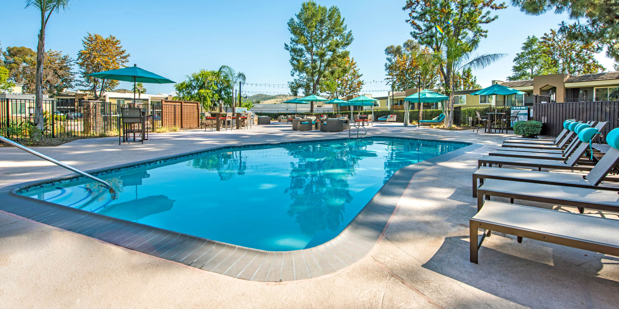Apartments in Poway, California, at Sofi Poway