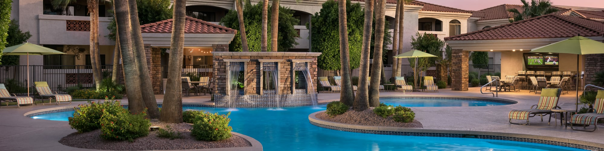 Amenities at San Prado in Glendale, Arizona