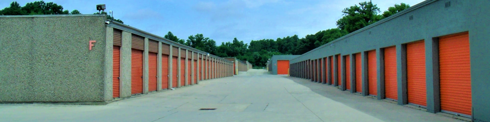 Climate Control Storage Units at Global Self Storage in Lima, Ohio