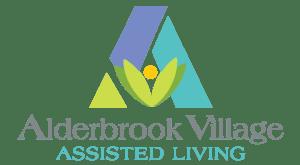 Alderbrook Village Logo