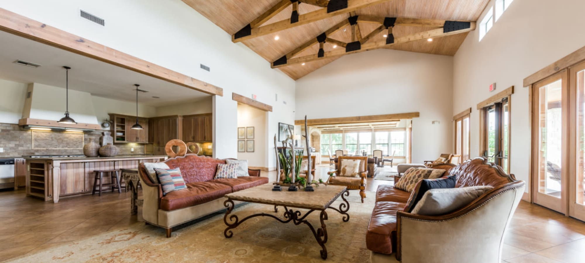 Amenities at Marquis at Canyon Ridge in Austin, Texas
