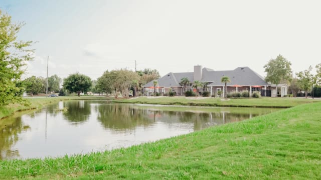 Our Apartments in Montgomery, Alabama showcase a Lake