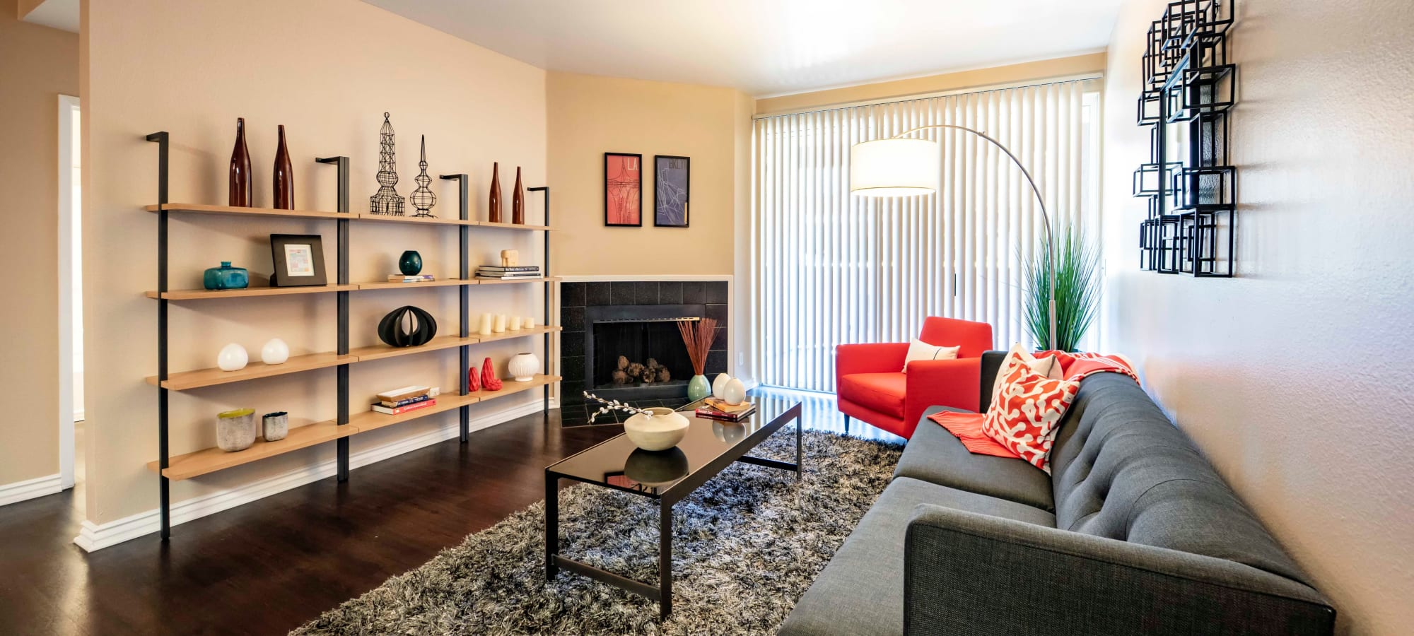 Corona, California apartments at Sierra Del Oro Apartments