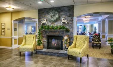 Concierge services - travel planning at Burr Ridge Senior Living