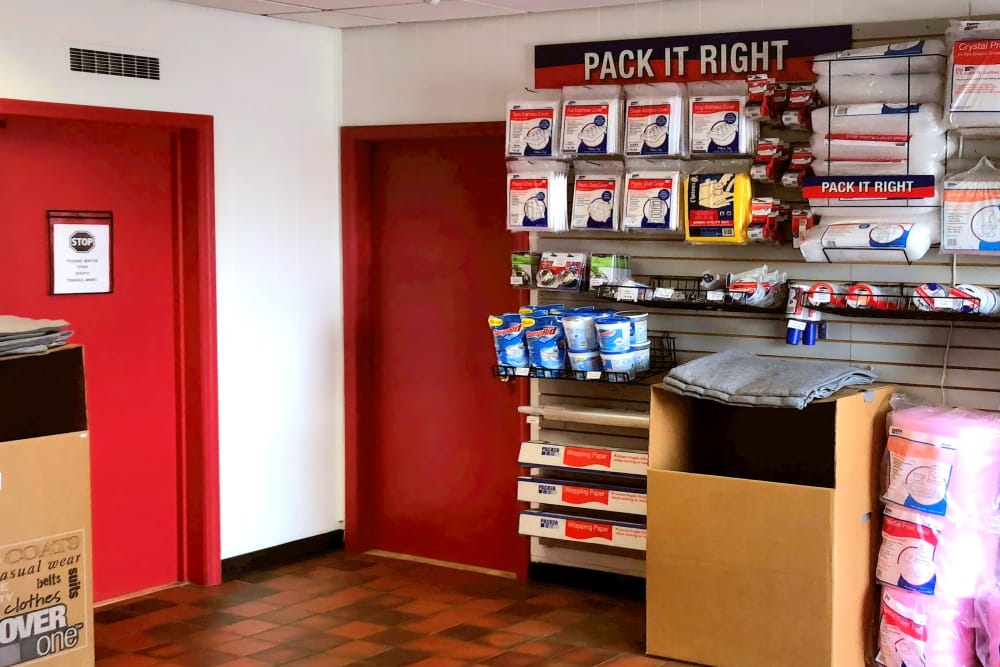 Choose your Packing Supplies at Prime Storage in Hyde Park, Massachusetts