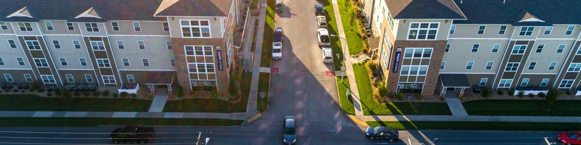 Neighborhood near Beacon Springfield in Springfield, Missouri