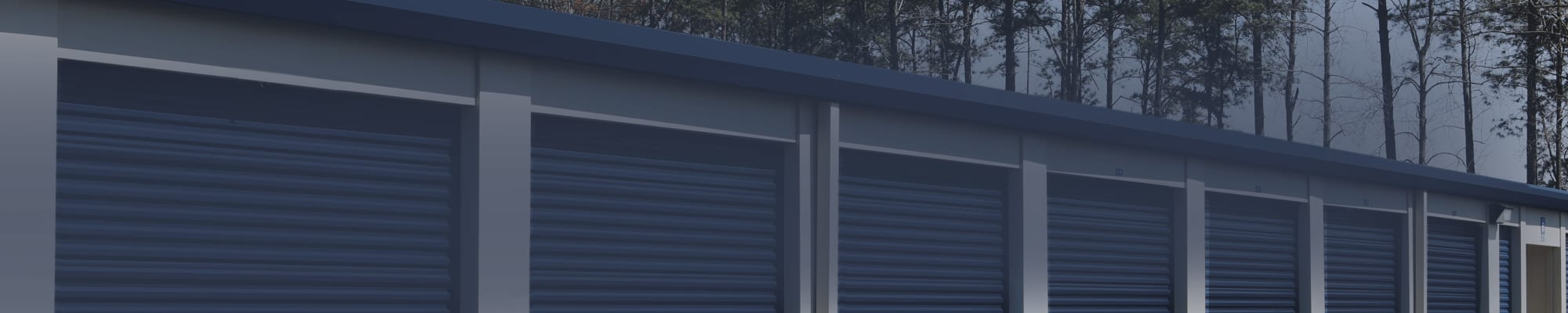 Climate-controlled storage at Midgard Self Storage in Wilmington. North Carolina