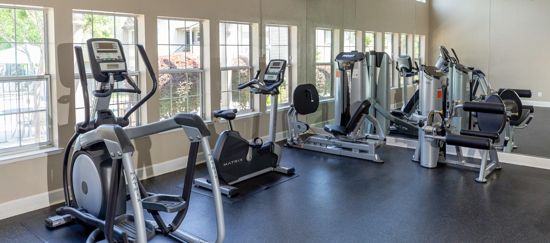 Fitness Center at Shaliko in Rocklin, California.