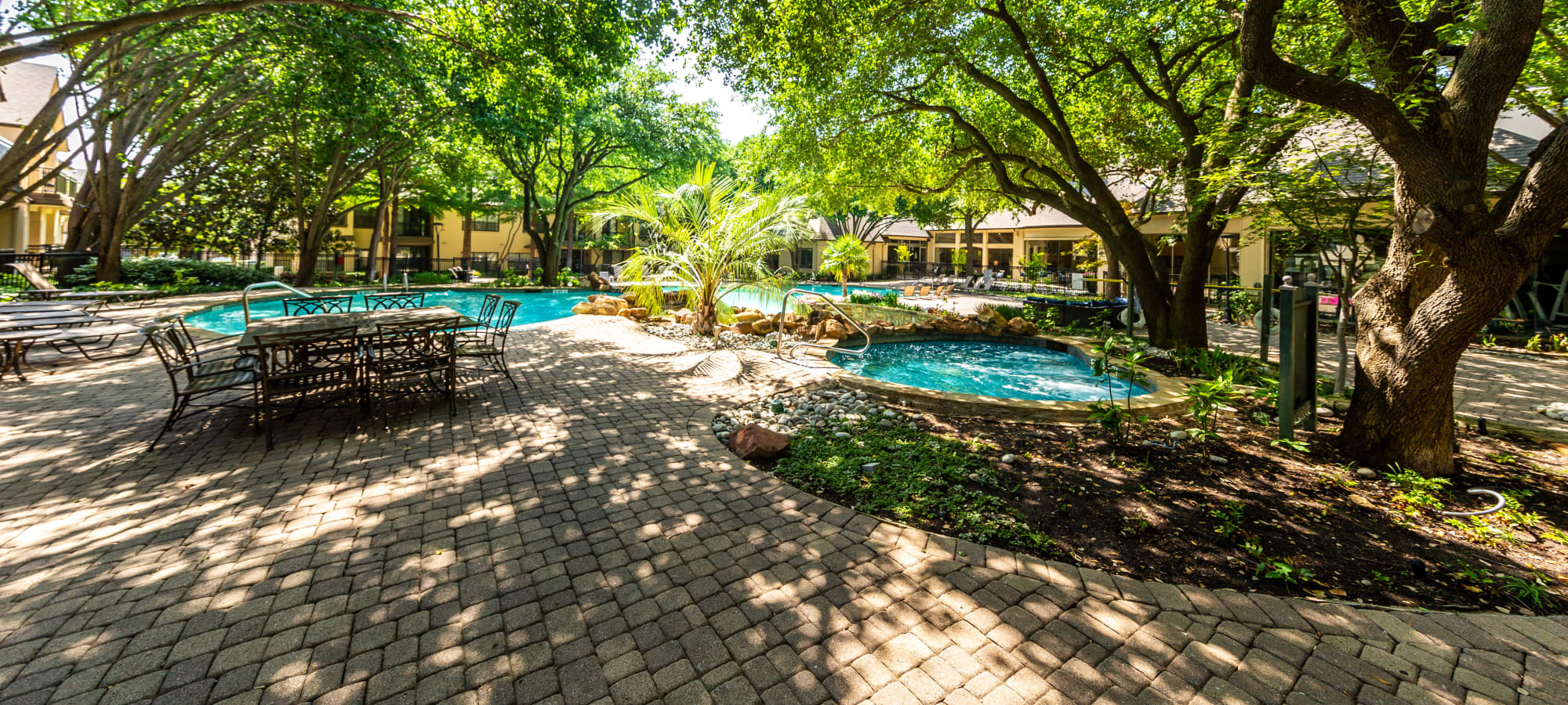 Amenities at Marquis at Waterview in Richardson, Texas