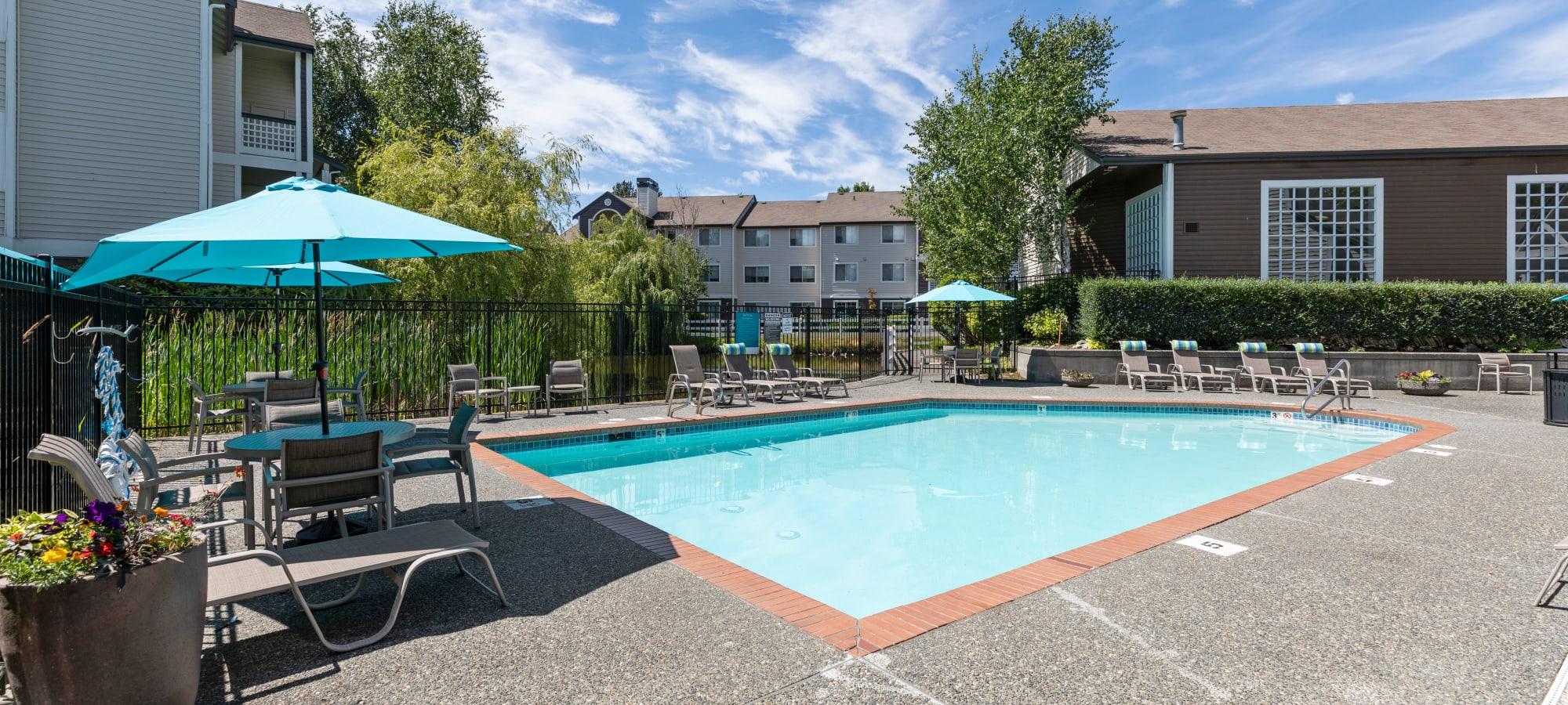 Olin Fields Apartments in Everett, Washington