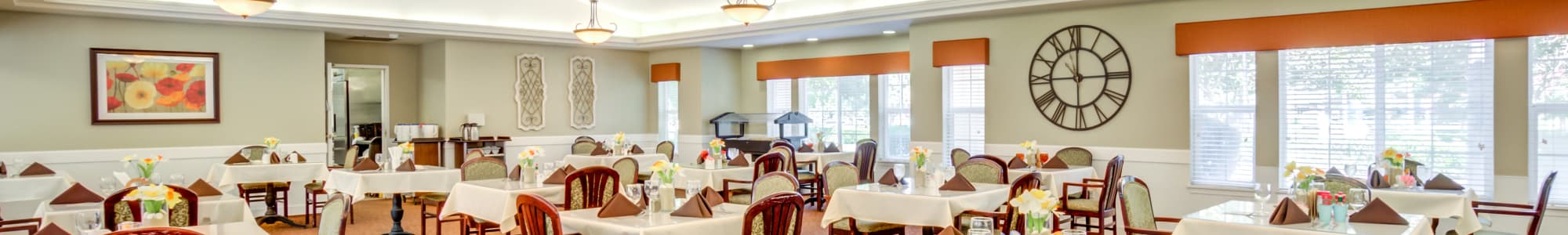 Senior living's newsletter at Cottonwood Court in Fresno, California