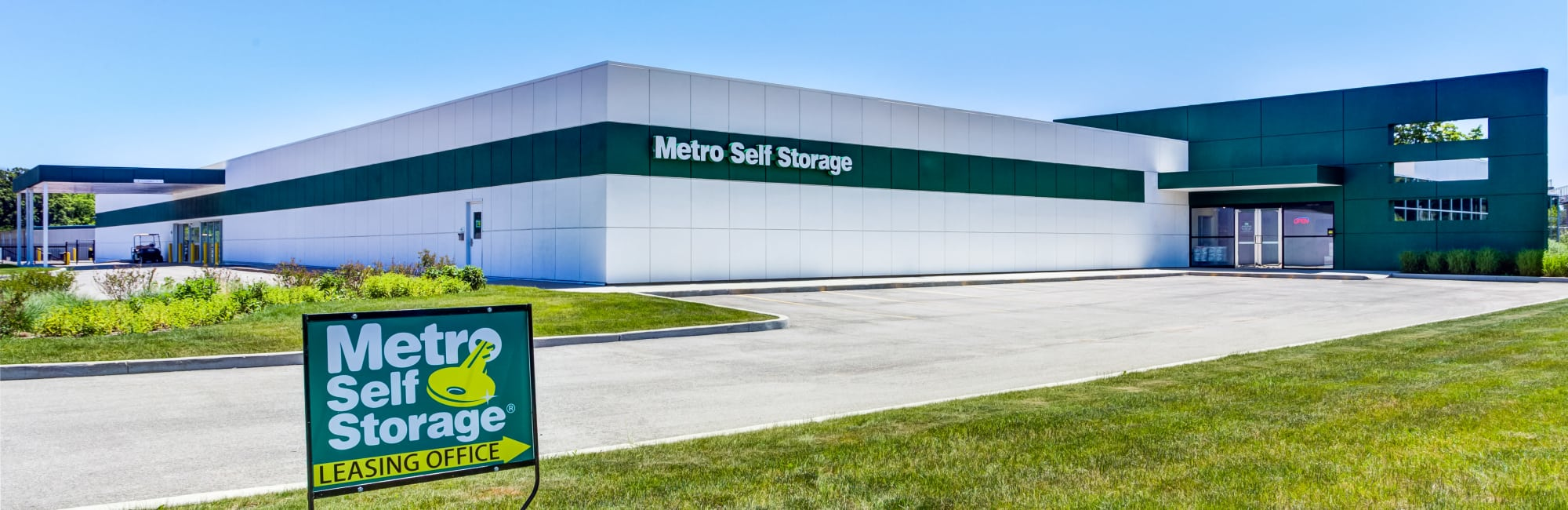 Metro Self Storage in Deerfield, IL
