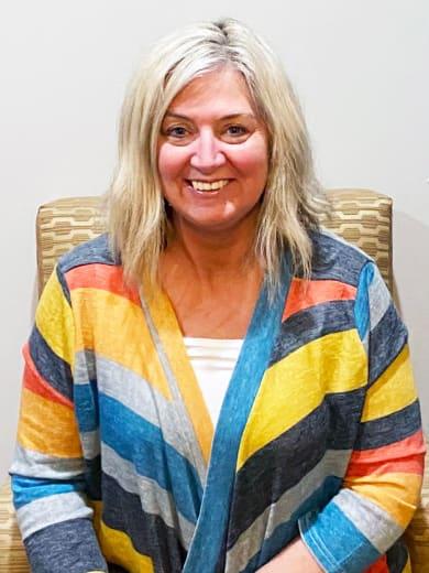 Nicole Garrett of GreenTree at Mt. Vernon in Mt. Vernon, Illinois