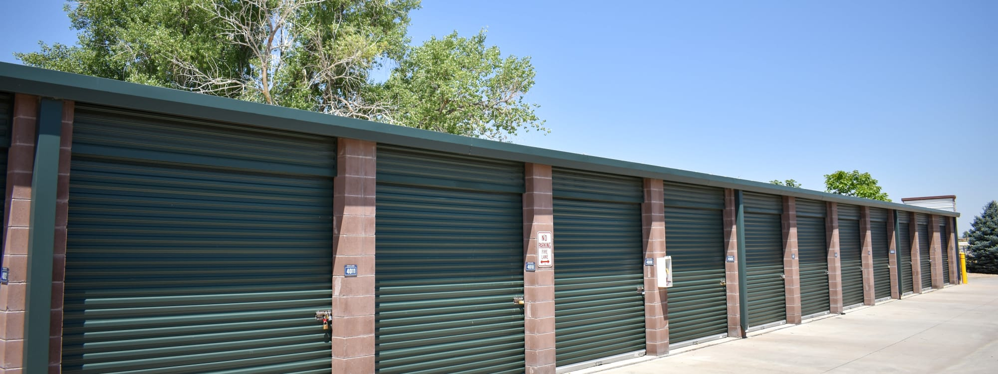 Self storage options at STOR-N-LOCK Self Storage in Henderson, Colorado