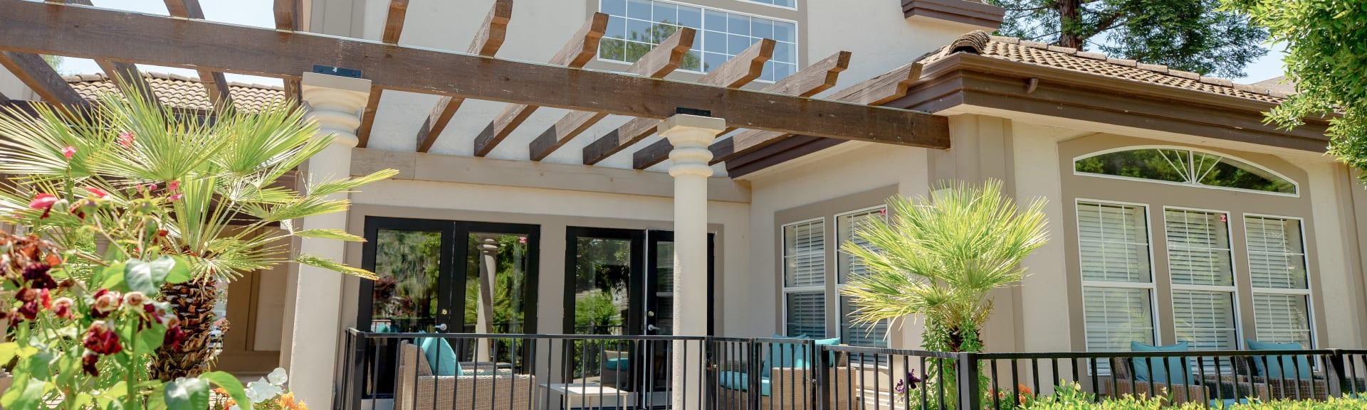 View amenities at Shaliko in Rocklin, California.