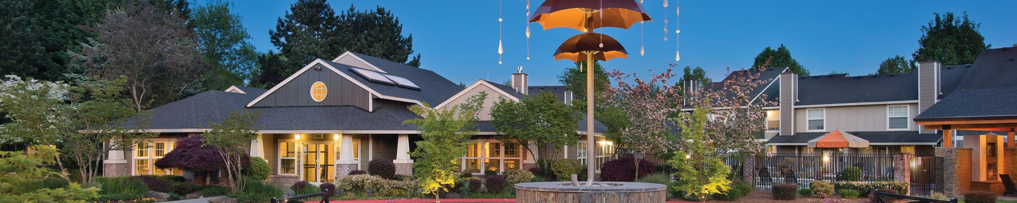 Resident perks at Slate Ridge at Fisher's Landing Apartment Homes in Vancouver, Washington