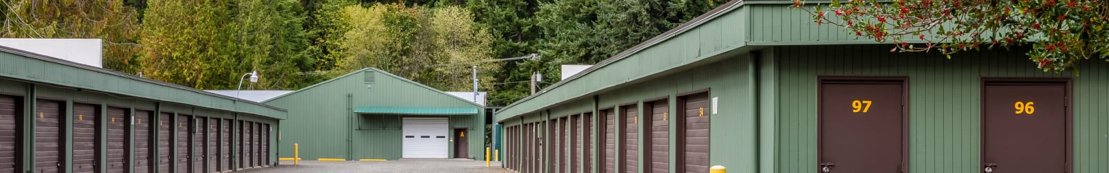 Photos of Bainbridge North Storage in Bainbridge Island, Washington.