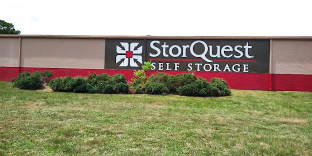 Street view of StorQuest Self Storage in Port St Lucie, Florida