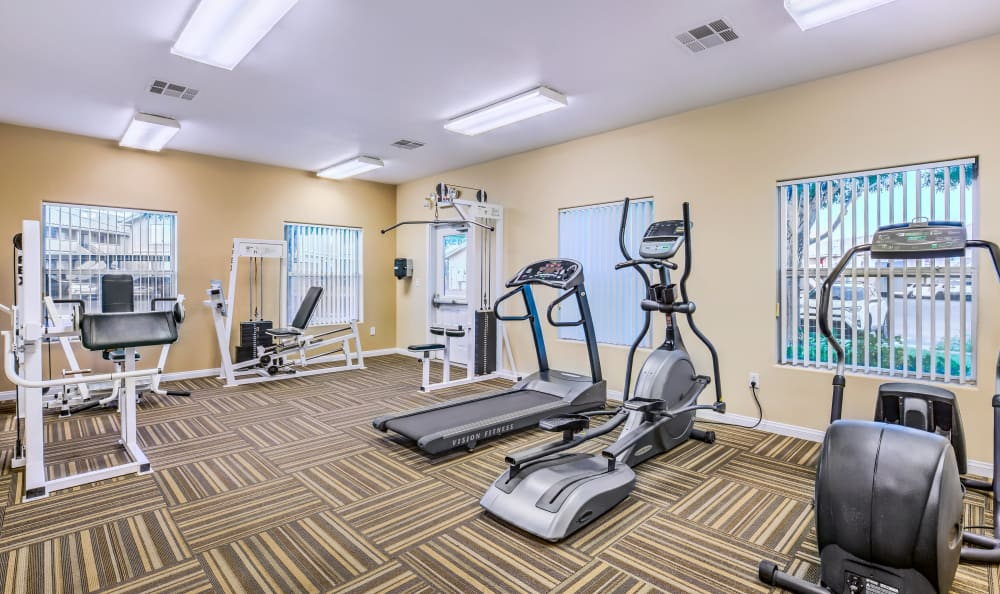 Fitness Center at Portola Del Sol