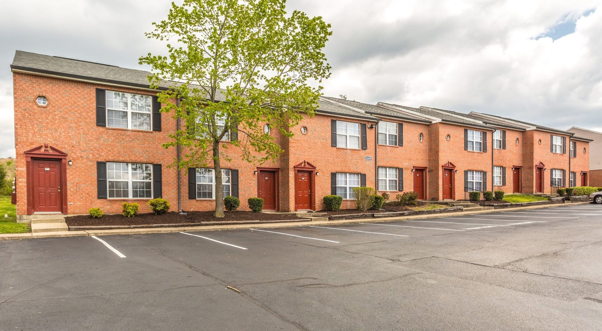 Resident information at Cypress Creek Townhomes in Goodlettsville, Tennessee