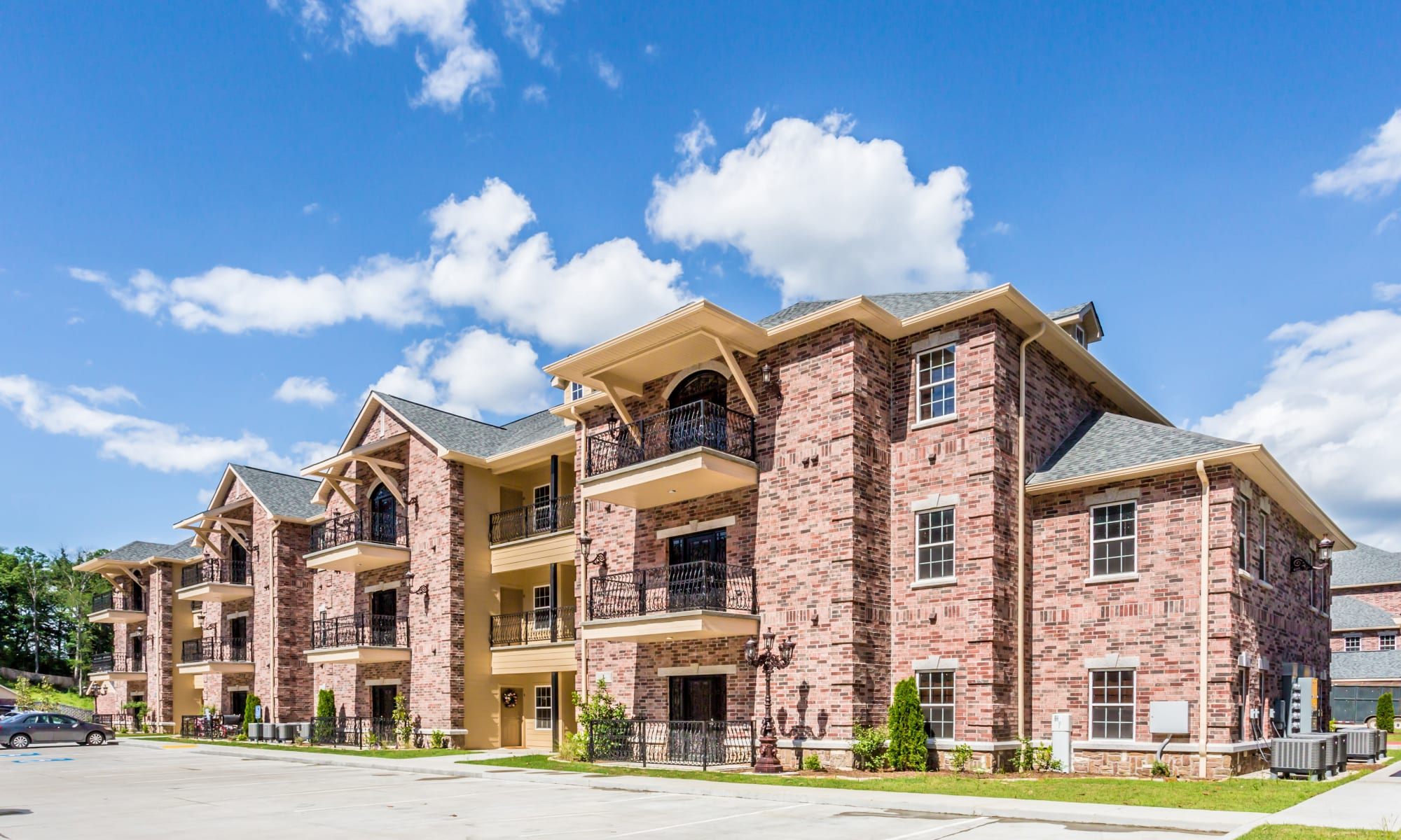 Apartments at Arlo Luxury Apartment Homes in Little Rock, Arkansas
