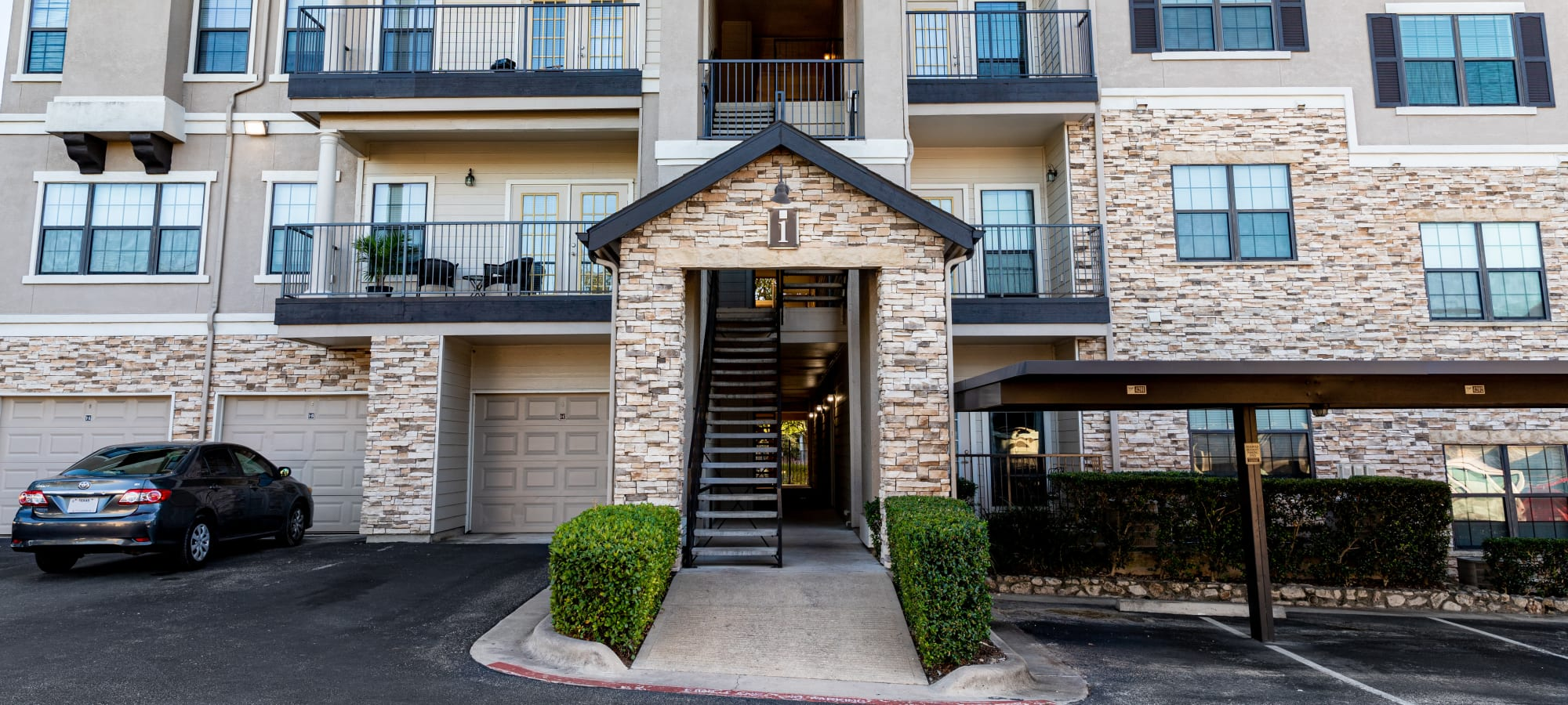 Resident information for Marquis Parkside in Austin, Texas