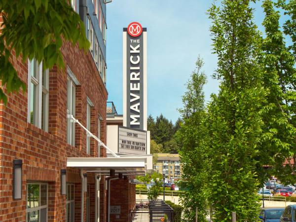 View the neighborhood near The Maverick in Burien, Washington