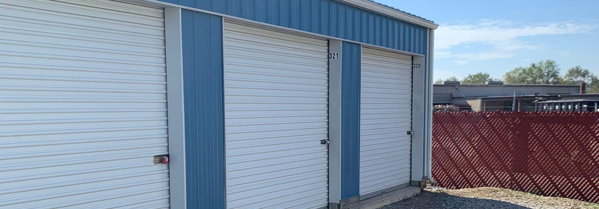 Self storage in Chillicothe Ohio