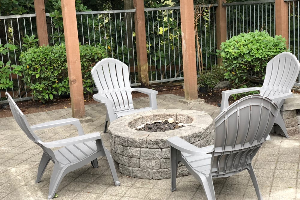 Fire Pit at Wildreed Apartments